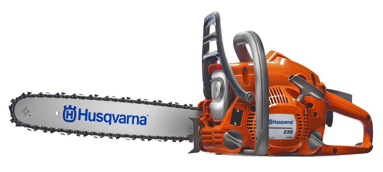 Бензопила Husqvarna 236. Замена модели на Husqvarna 120 II