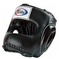 Шлем для бокса с бампером Fairtex HG4