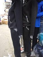 Спортивный костюм женский на флисе 42-48р трехнить