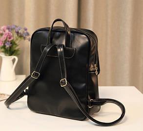 Місткий рюкзак міський з оригінальним дизайном, фото 2