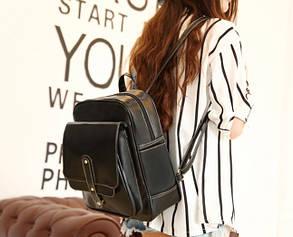 Вместительный городской рюкзак с оригинальным дизайном , фото 2