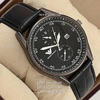 Наручные часы Armani  All Black (реплика)