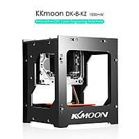 Лазерний швидкісний гравер KKmoon DK-8-KZ 1000mW USB ЧПУ