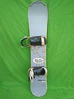 Сноуборд Atomic 150 см + кріплення