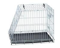 Клетка Savic 3298 0095 Dog Residence (Дог Резиденс) в авто для собак 76 см/54 см/62 см