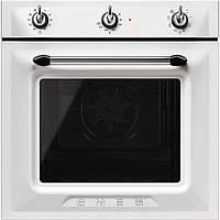 Электрическая духовка с паровой очисткой Smeg SF6905B1 белый