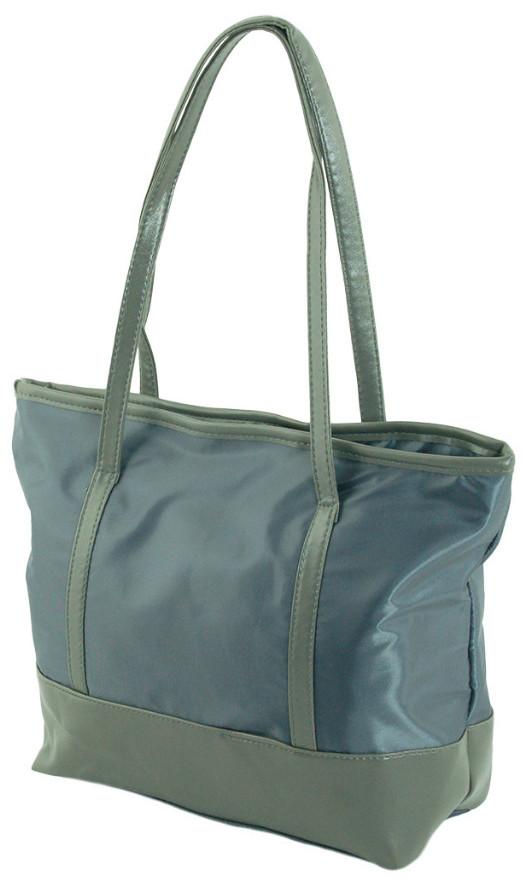f63e41670db9 Женская сумка из нейлона TRAUM 7214-35 серый - SUPERSUMKA интернет магазин  в Киеве