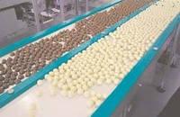 Пищевая транспортерная лента для кондитерских изделий