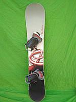 Сноуборд Burton Cruiser 155 см + кріплення