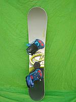 Сноуборд Burton Cruiser 145 см + кріплення