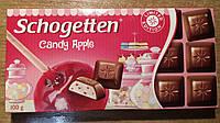 Шоколад Schogetten Candy Apple, 100г