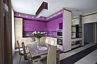 Встроенная кухня стильно и со вкусом, фото 1