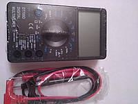 Цифровой мультиметр DT700D (со звуком)