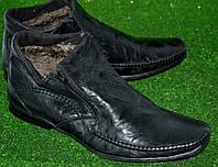Туфли мужские мех OK-7058, фото 1