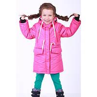 Термо куртка детская (парка) для девочки