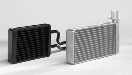 Радиатор печки - (отопителя)