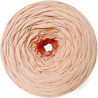 Пряжа трикотажная Pastel XL Персик (85 м)
