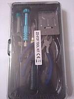 Набор ZD-972F (USB паяльник подставка припой отвертка кусачки)