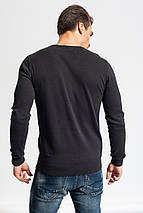 Пуловер Glo-story в черном цвете, фото 3
