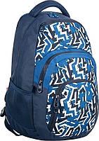 Рюкзак школьный ортопедический подростковый 1 вересня YES  T-25 «Cool», фото 1