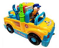 Игрушка-конструктор Машина с инструментами Huile Toys (789)
