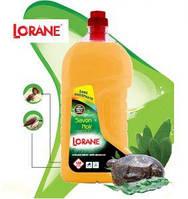 Бесфосфатный Гипоаллергенный Гель для стирки LORANE (Черное мыло), 3 л