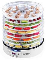 Сушилка для овощей и фруктов CONCEPT SO2020