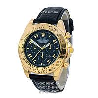 Наручные часы Rolex B87 Black-Gold-Black