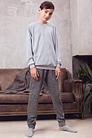 Комплект подростковый для мальчиков: джемпер и брюки