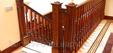 Элементы лестниц. Столб опорный., фото 2