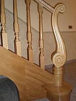 Элементы лестниц. Столб опорный., фото 3