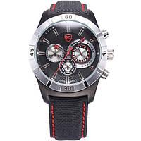 Мужские наручные часы Shark Ganges 2 красные