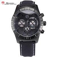 Мужские наручные часы Shark Ganges 2 черные