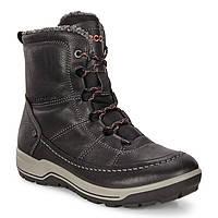Женские зимние ботинки Ecco в Украине. Сравнить цены cc73533ac762a