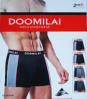 Трусы мужские DOOMILAI .В упаковке 2 шт.