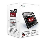 Процессор AMD FM2 A4-Series X2 6300 (3.7GHz,1MB,65W,FM2) box, Radeon TM HD 8370D AD6300OKHLBOX