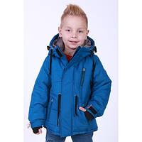 Зимняя куртка-парка для мальчика