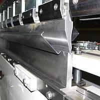 Гибка и рубка листового метала проката