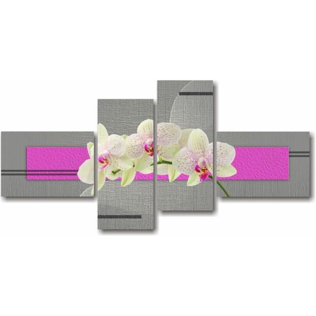 купить модульную картину с орхидеями в Киеве