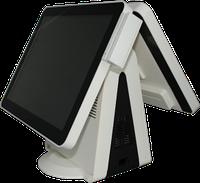 Сенсорный POS терминал SPARK TT-2215 cо вторым дисплеем