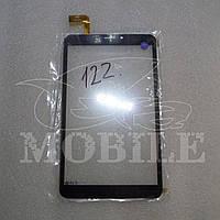 """Сенсор #122 8"""" Pixus Touch 8 3g/Bravis NB85 3G V3 (2016 andr. 5.1) (FPCA-80A15-V01/HK80DR2840) black"""