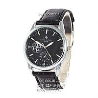 Наручные часы Vacheron Constantin Geneve 3905 Black/Silver/Black (реплика)