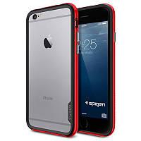 Бампер (ОРИГИНАЛ) SGP Neo Hybrid EX Series Iphone 6/6S (Red), фото 1