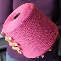 Пряжа Baba, розовый (70% меринос, 30% кашемир; 1500 м/100 г)