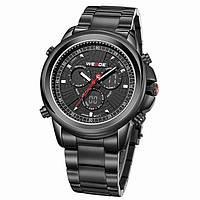 Мужские наручные часы Weide Spider черные