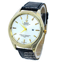 Наручные часы Rolex 8629 Black/Gold/Silver (реплика)