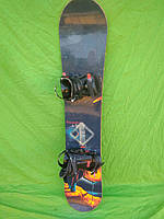 Сноуборд Rossignol 140 см + кріплення Rossignol