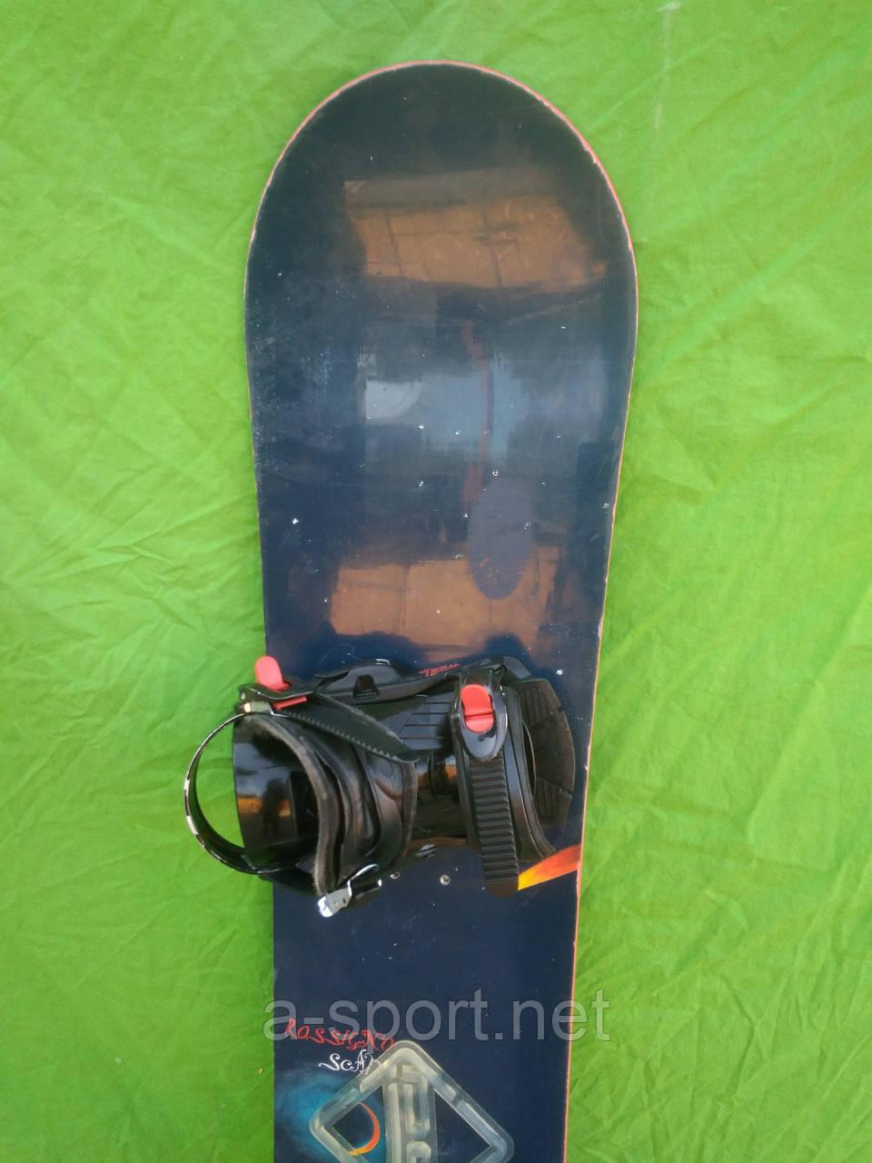 c4fcdc780d5c Сноуборд Rossignol 140 см + кріплення Rossignol   продажа, цена в ...