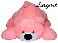 Медведь 45 см, розовый, Умка