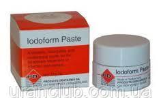 Йодоформ паста iodoform paste 15 гр.